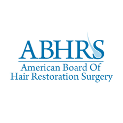 American Board of Hair Restoration Surgery logo